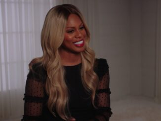 Laverne Cox in Disclosure, Courtesy of Netflix